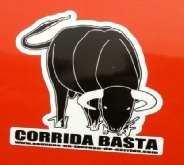 Carte postale anti corrida association fadjen