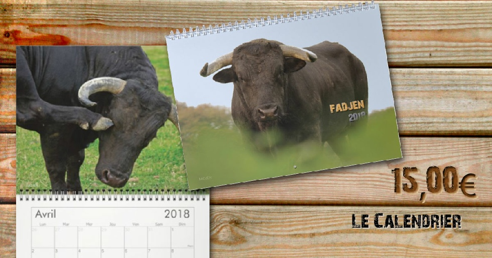 calendrier-vache-bovin-2018-association-anti-corrida-fadjen-couverture